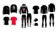Design Mens Collection for your brand