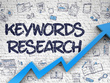 Do targeted SEO keyword research to help boost your web traffic