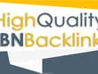 Build 10 high DA PA TF CF homepage contextual backlinks