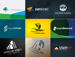 Design a PREMIUM logo + FREE Favicon + Source Files