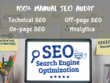 Do a complete data-backed SEO Audit