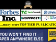 Guest post USAToday Dzone TechCrunch INC Forbes Huffpost nytimes
