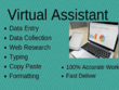 Provide 1 day Data collection, lead generation,data entry task