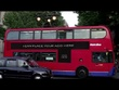 Advertise your brand on London bus video to promote business