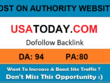 Add A Guest Post On USATODAY.COM– DA 94 Daily Traffic 1,518,475