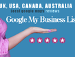 100 Local Ranking Post UK, USA Google My Business Maps Page