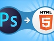 PSD / Sketch / XD to responsive HTML5 Bootstrap-4 and SASS