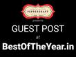 Write & publish an article on BestOfTheYear.in