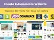Build ecommerce website & customize woocommerce, shopify themes