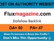 Add A Guest Post On Fluxmagazine.com– DA 50