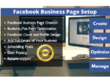 Set up and manage your facebook business page