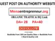 Add A Guest Post On Menaentrepreneur.org – DA 28