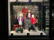 Design and install Christmas window display