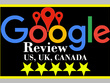 Manually Post UK/USA/CANADA  Customer Reviews On Google