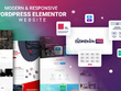 Build Responsive, SEO friendly Elementor WordPress website