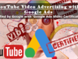 Do youtube video promotion or marketing with google ads adwords