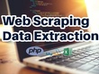 Do PHP Scripting, Web Scraping and Data Extraction