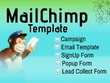 Do create MailChimp popup signup form and WooCommerce automation
