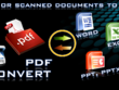 Edit anyone PDF file or Create anyone Fillable PDF Forms