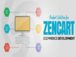 Create a complete ecommerce store on zencart