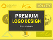 Design Premium Logo with Revisions & Source Files