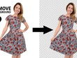 Any Product Images background removal/retouch/resize/crop