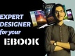 Format ebook printbook fot Amazon KDP and design book cover