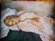Paint your portrait in oil on canvas technique