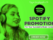 Play your Spotify song 2000 times to boost your ranking