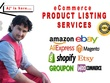 Successfully upload 60 Products on your eCommerce store