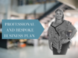 Help you startup and grow with a professional Business Plan