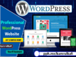 Create any types of wordpress website or blog page