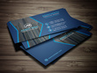 Design very professional business card + Unlimited Revisions