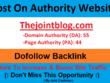 Add A Guest Post On Thejointblog.com - DA 53