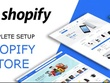 Develop a profitable shopify store