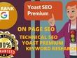 Optimize WordPress On Page SEO by Yoast With Schema Markup