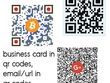 Make a customised QR Codes with your company Or brand logo.