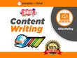 Write SEO optimized unique Article in English for your site