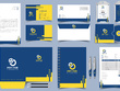 Design business card, letterheads and full stationary