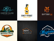 Design 3 awesome logo for your company