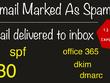 Make sure emails are delivered to inbox, not  spam/ junk folder