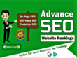 Monthly SEO service, pro website optimization for google ranking