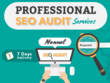- SEO ANALYSIS  - Over 20 in-depth reports