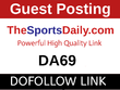 Publish a Guest Post on TheSportsDaily, TheSportsDaily.com-DA69