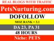 Guest Post on petsnurturing.com pet niche dofollow link
