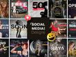 Design awesome social media post, design, banner ads