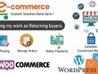 WordPress eCommerce Website with WooCommerce Store