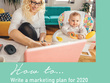 Write a marketing plan for your small business