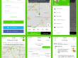 Taxi Booking App - A Complete Clone of UBER with User & Driver