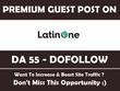 Guest Post on Latinone. Latinone.com - DA 55